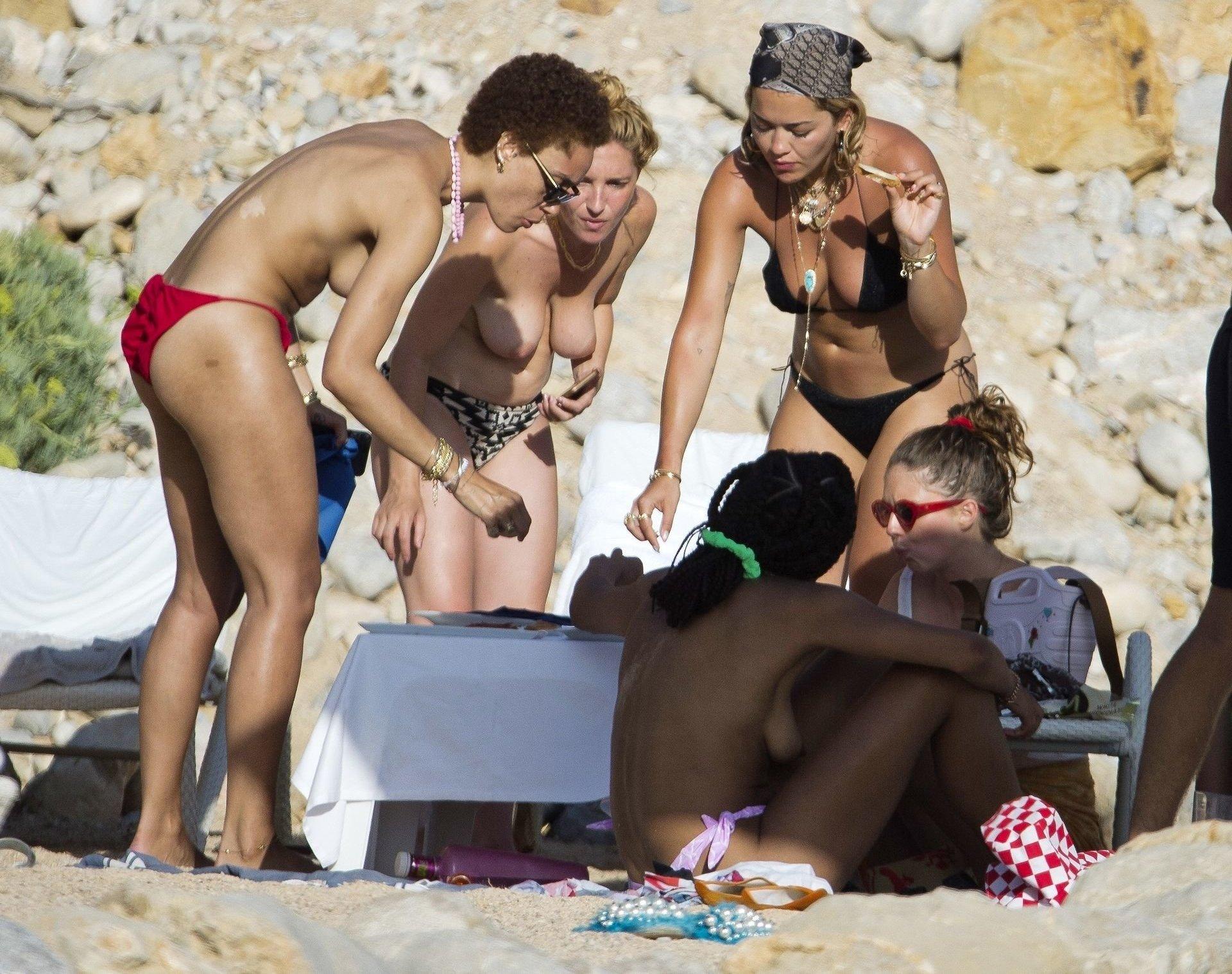 Rita Ora Instagram Nude Leaks 0012