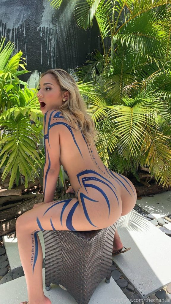 Thechantal Nude The Chantal Mia Onlyfans Leaked! 0050