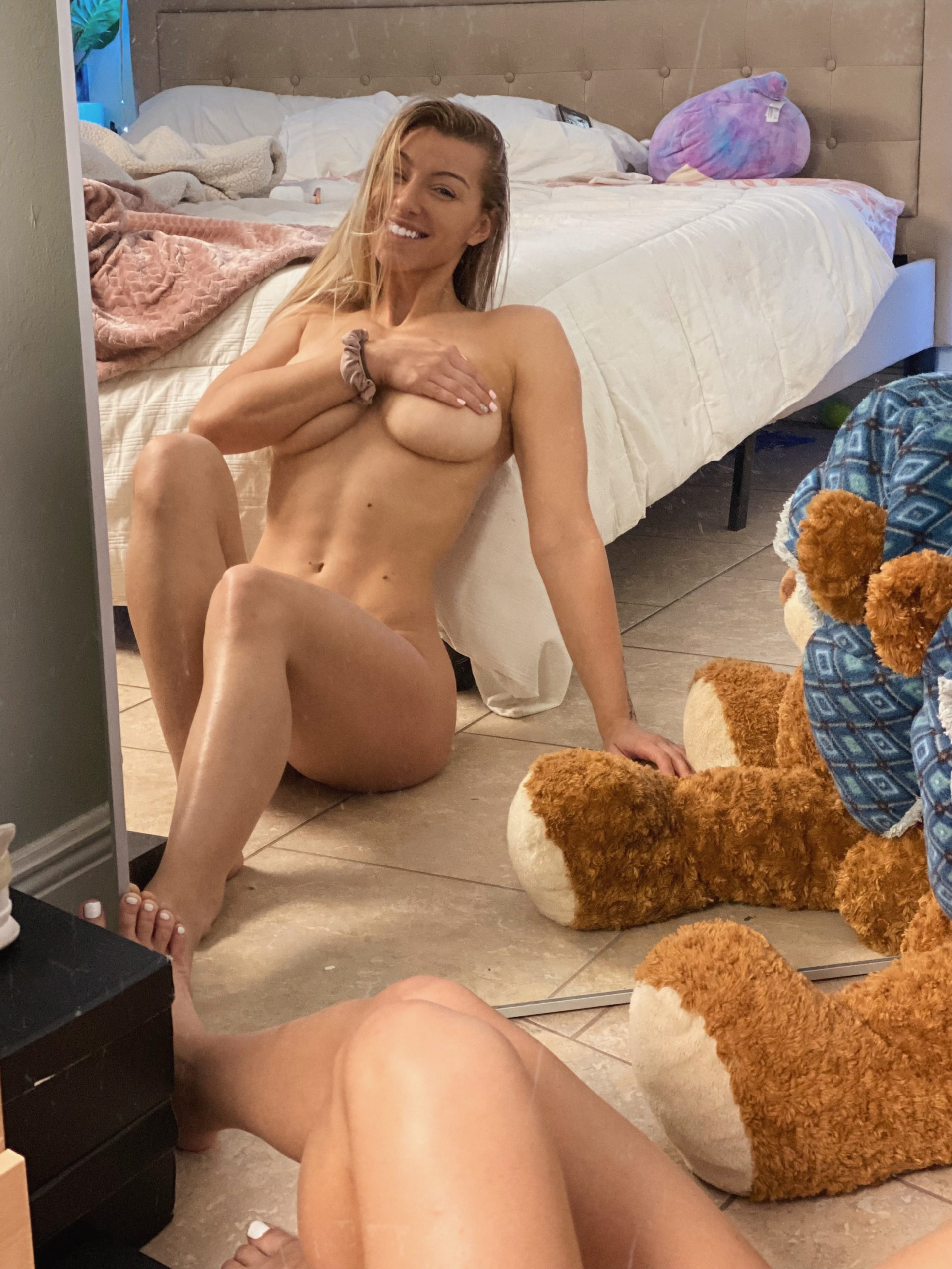 Therealbrittfit Nude Onlyfans Brittney Leaked! 0009