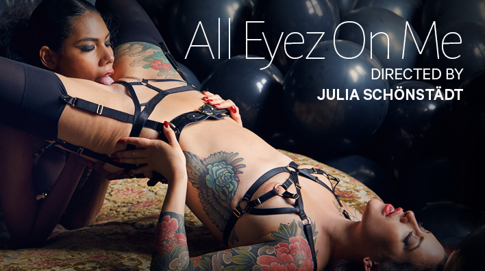 Xconfessions By Erika Lust, All Eyez On Me