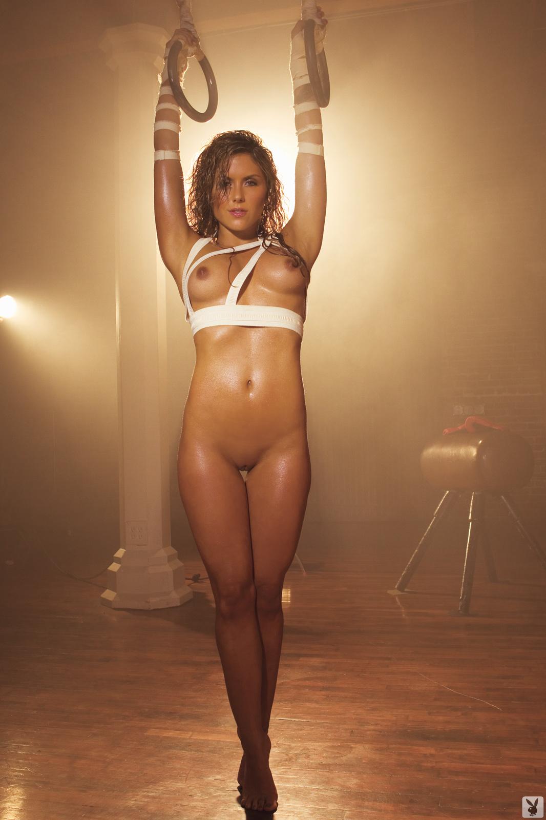 Athletes Fight Club Brittney Palmer Playboy Plus (9)