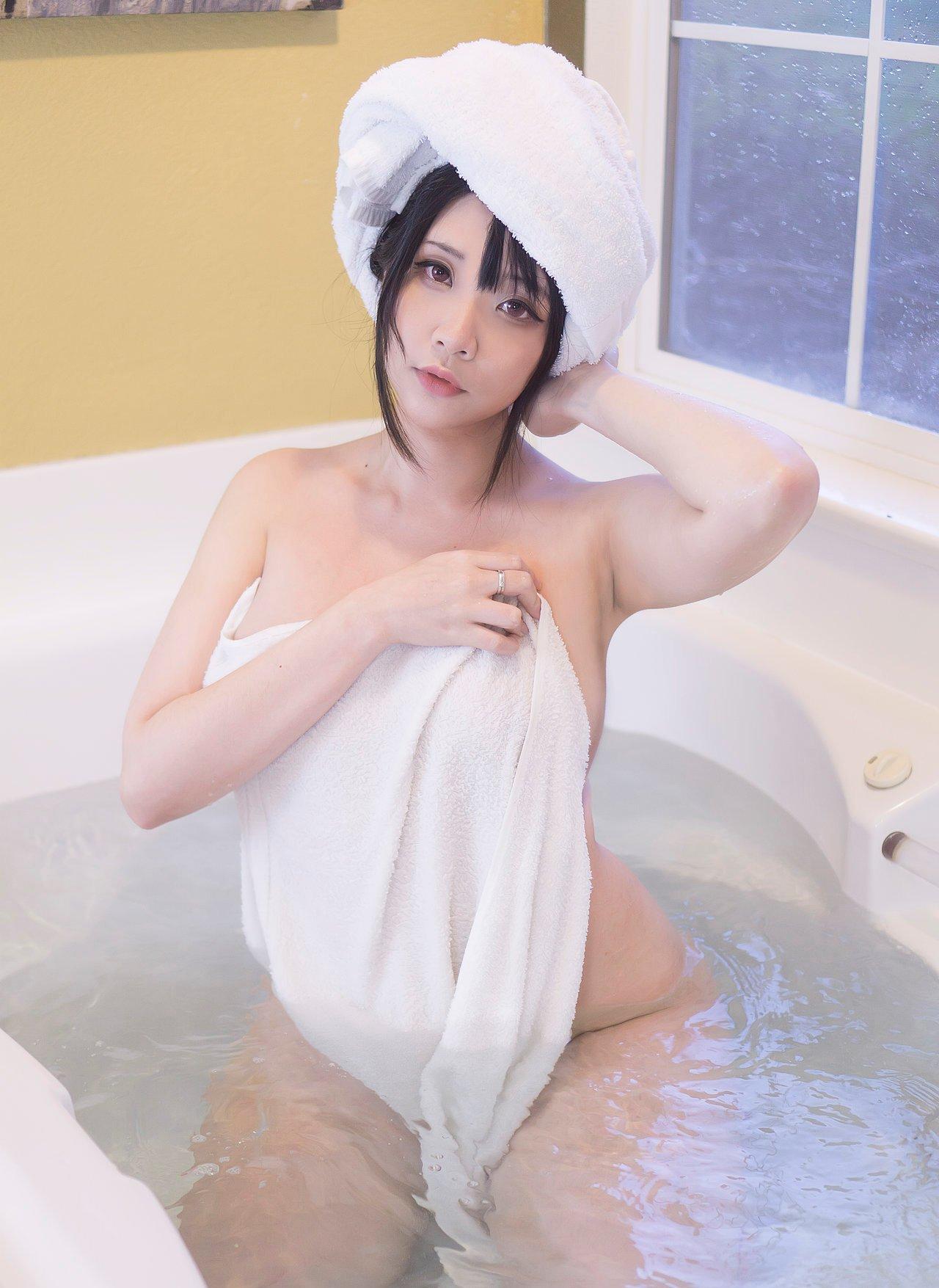 Audrey Bathtub Bunny Twitter Sexy Leaks 0005