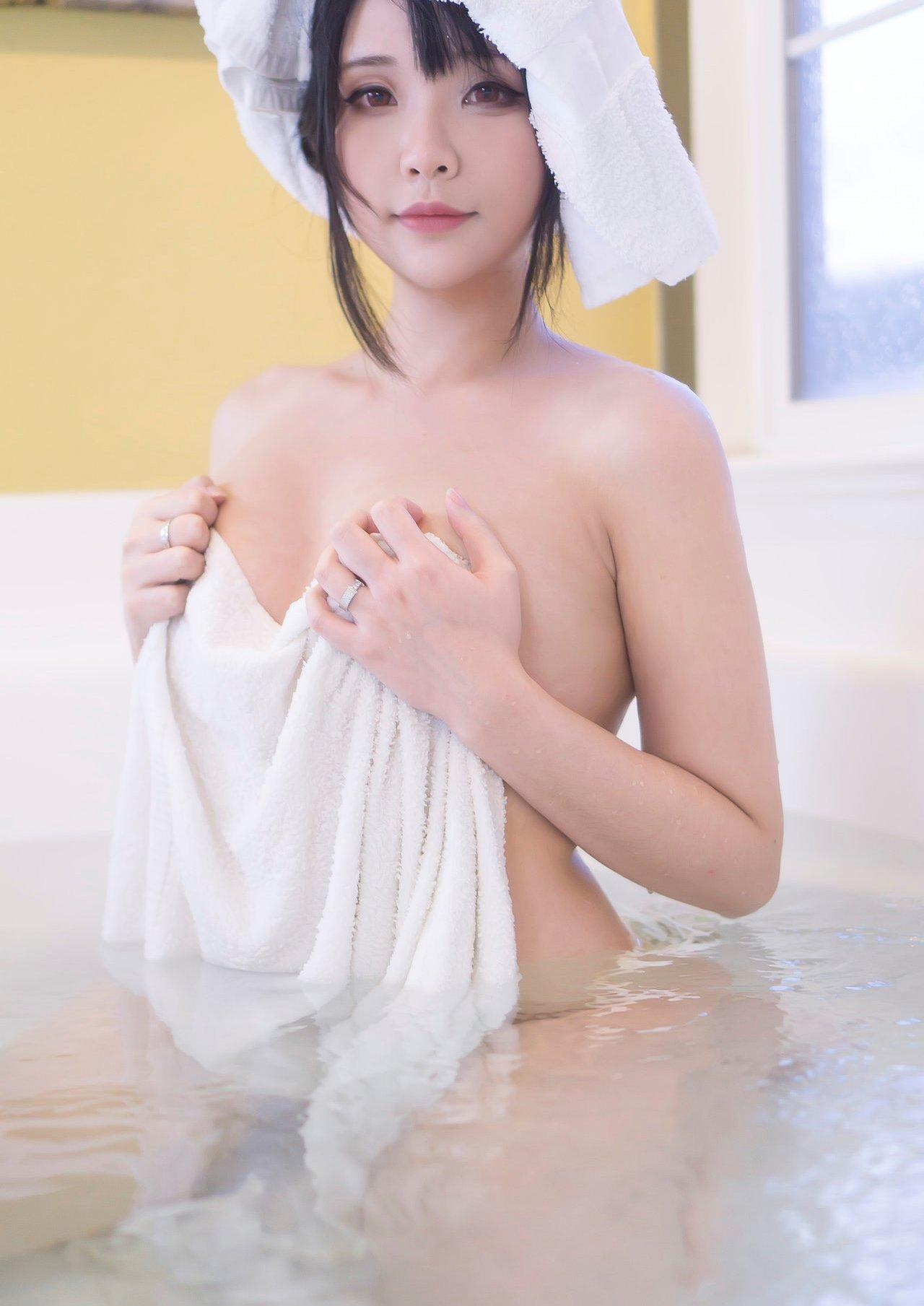 Audrey Bathtub Bunny Twitter Sexy Leaks 0008