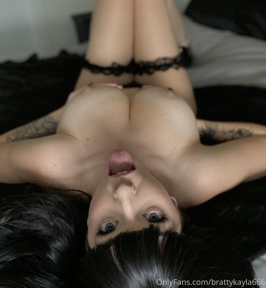 Bratty Kayla Brattykayla666 Onlyfans Nudes Leaks 0013