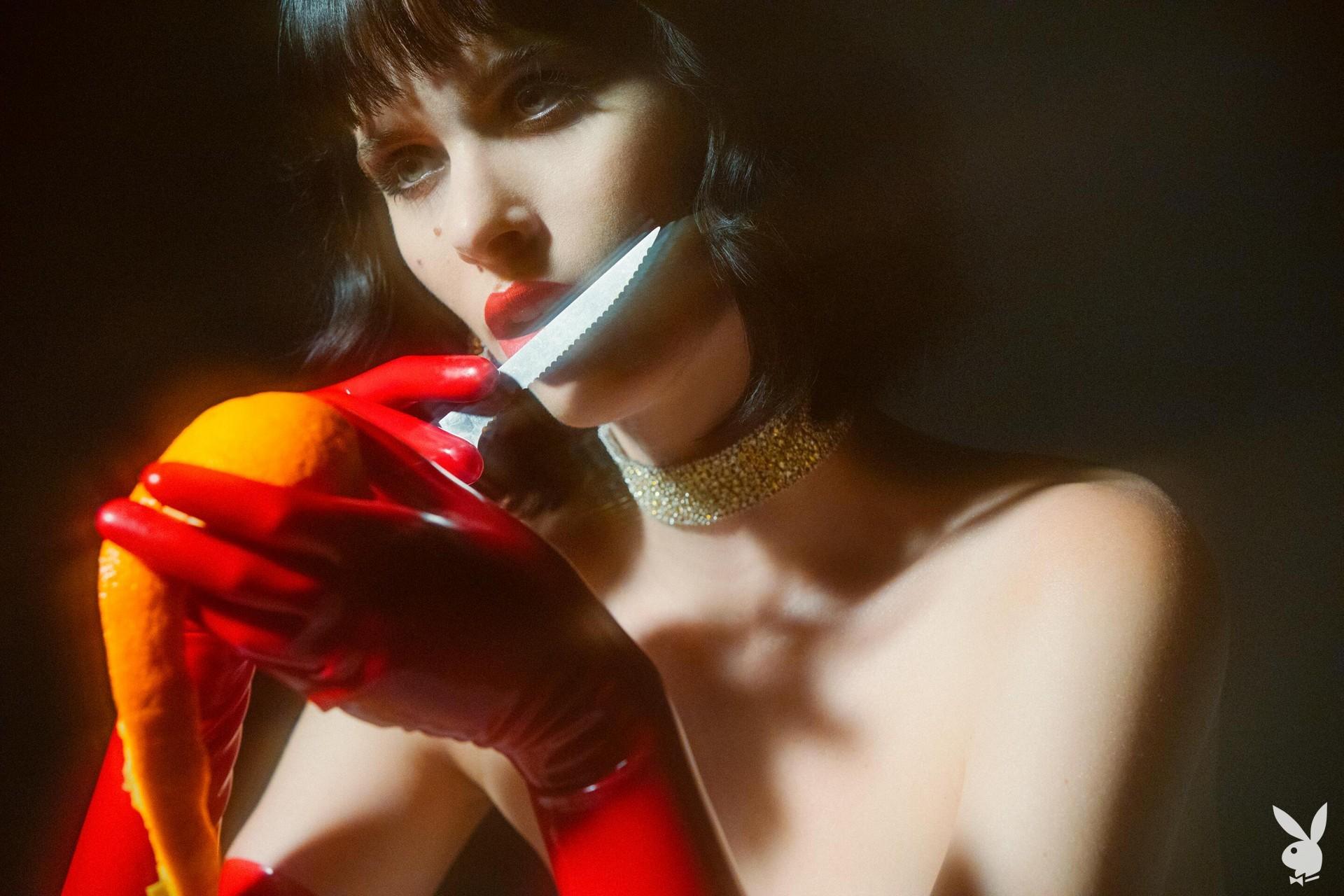 Carolina Ballesteros Playmate Outtakes Playboy Plus (2)