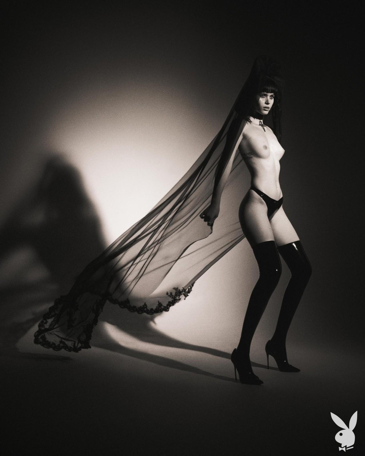 Carolina Ballesteros Playmate Outtakes Playboy Plus (9)
