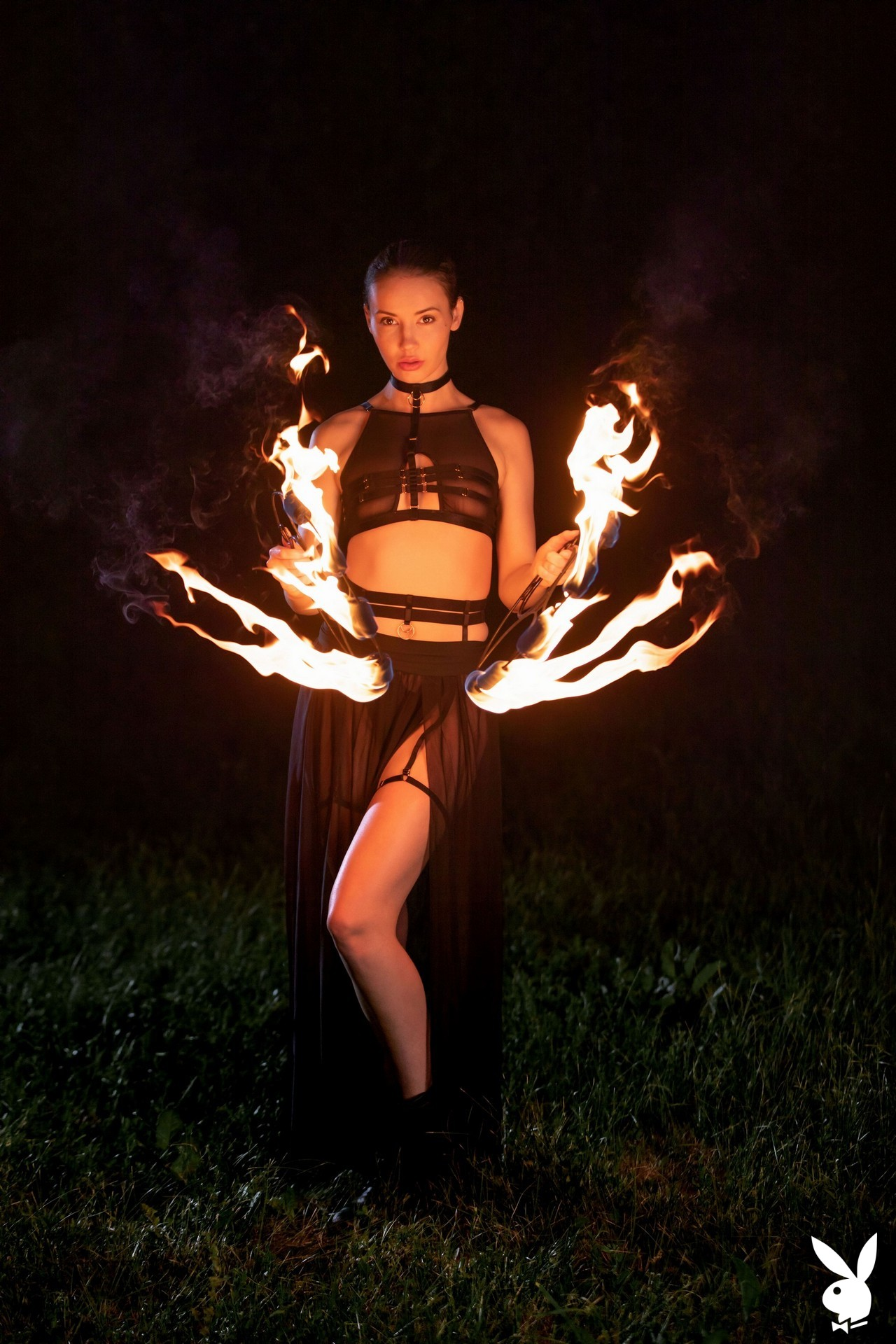 Elilith Noir In Playing With Fire Playboy Plus (1)