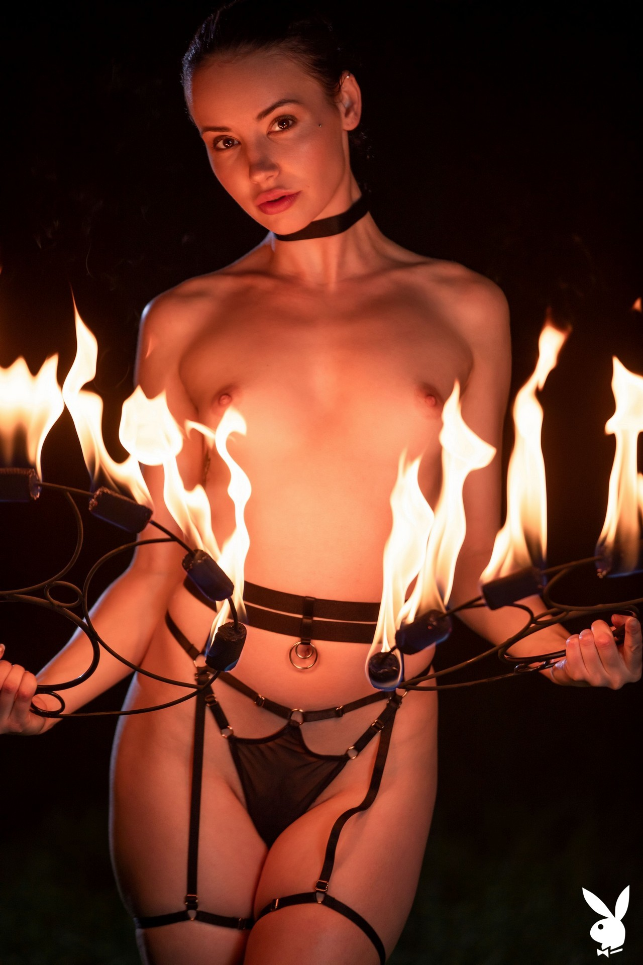 Elilith Noir In Playing With Fire Playboy Plus (12)