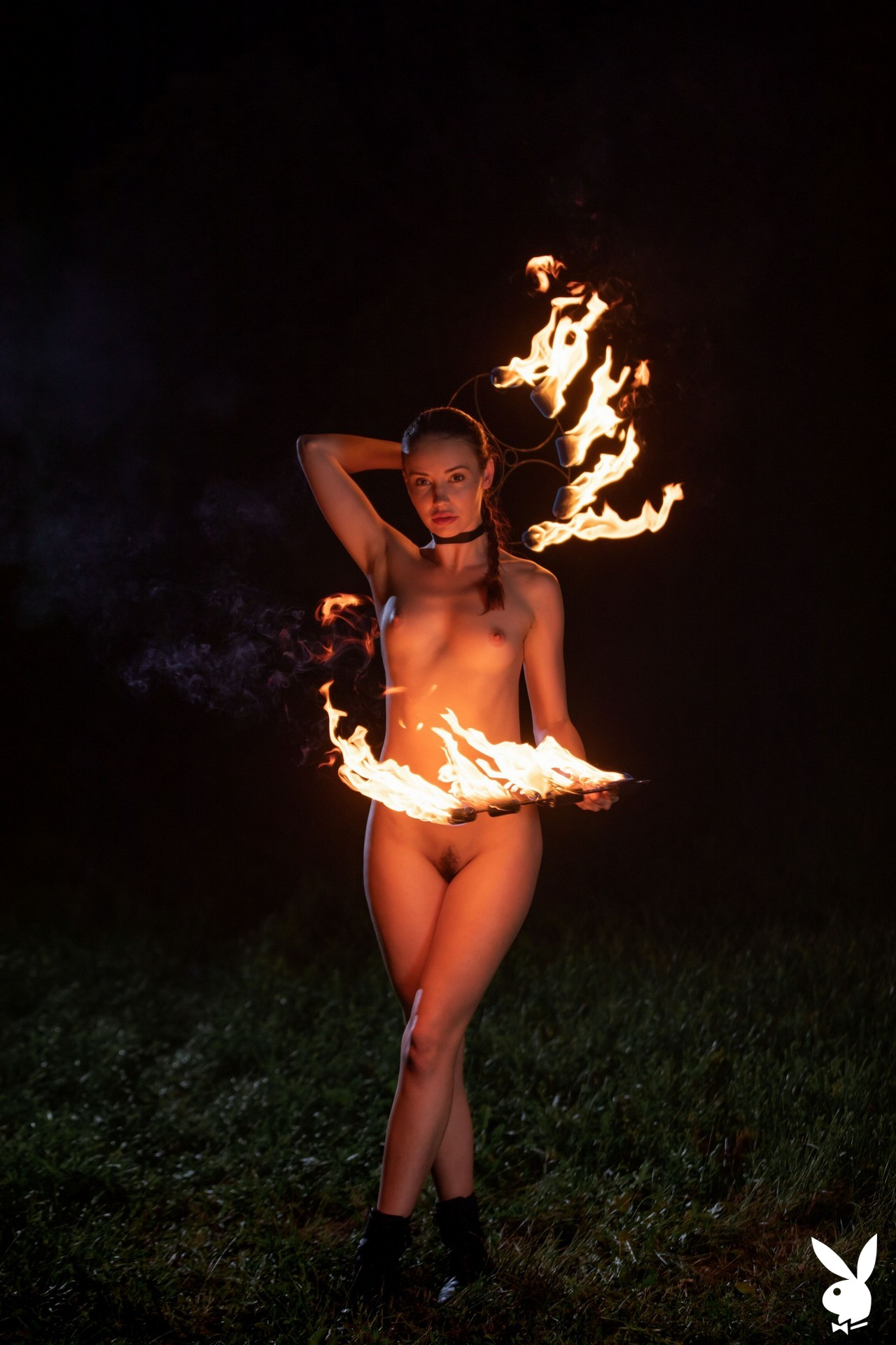 Elilith Noir In Playing With Fire Playboy Plus (15)