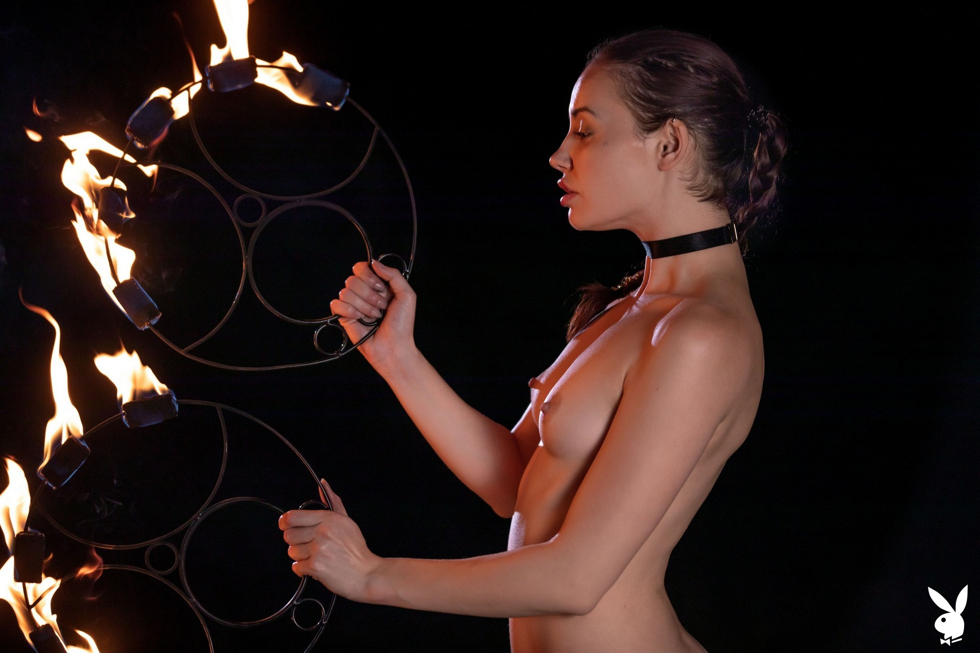 Elilith Noir In Playing With Fire Playboy Plus (19)