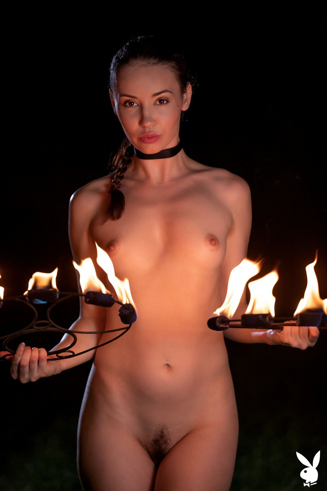 Elilith Noir In Playing With Fire Playboy Plus (20)