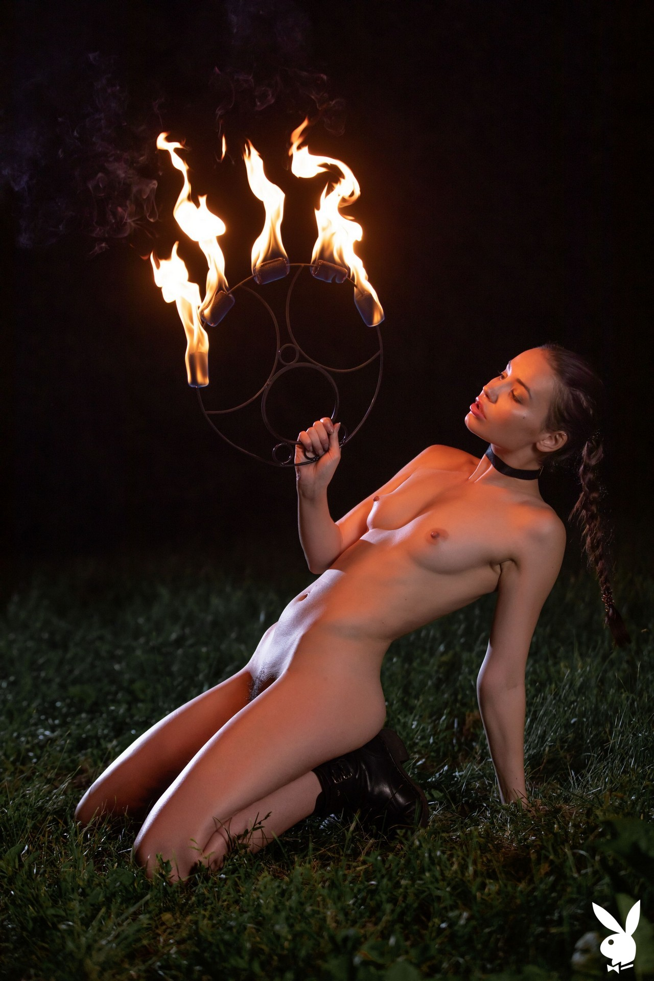 Elilith Noir In Playing With Fire Playboy Plus (23)