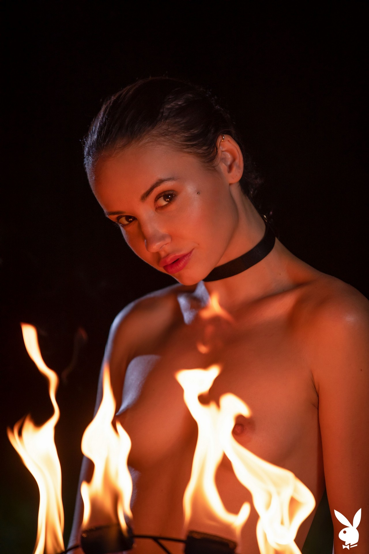Elilith Noir In Playing With Fire Playboy Plus (24)