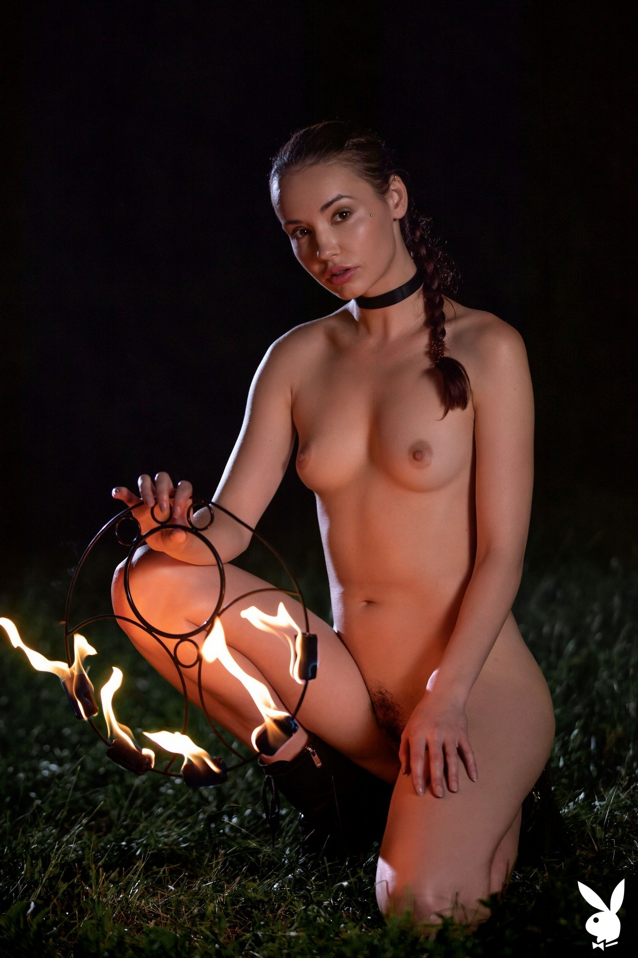 Elilith Noir In Playing With Fire Playboy Plus (25)
