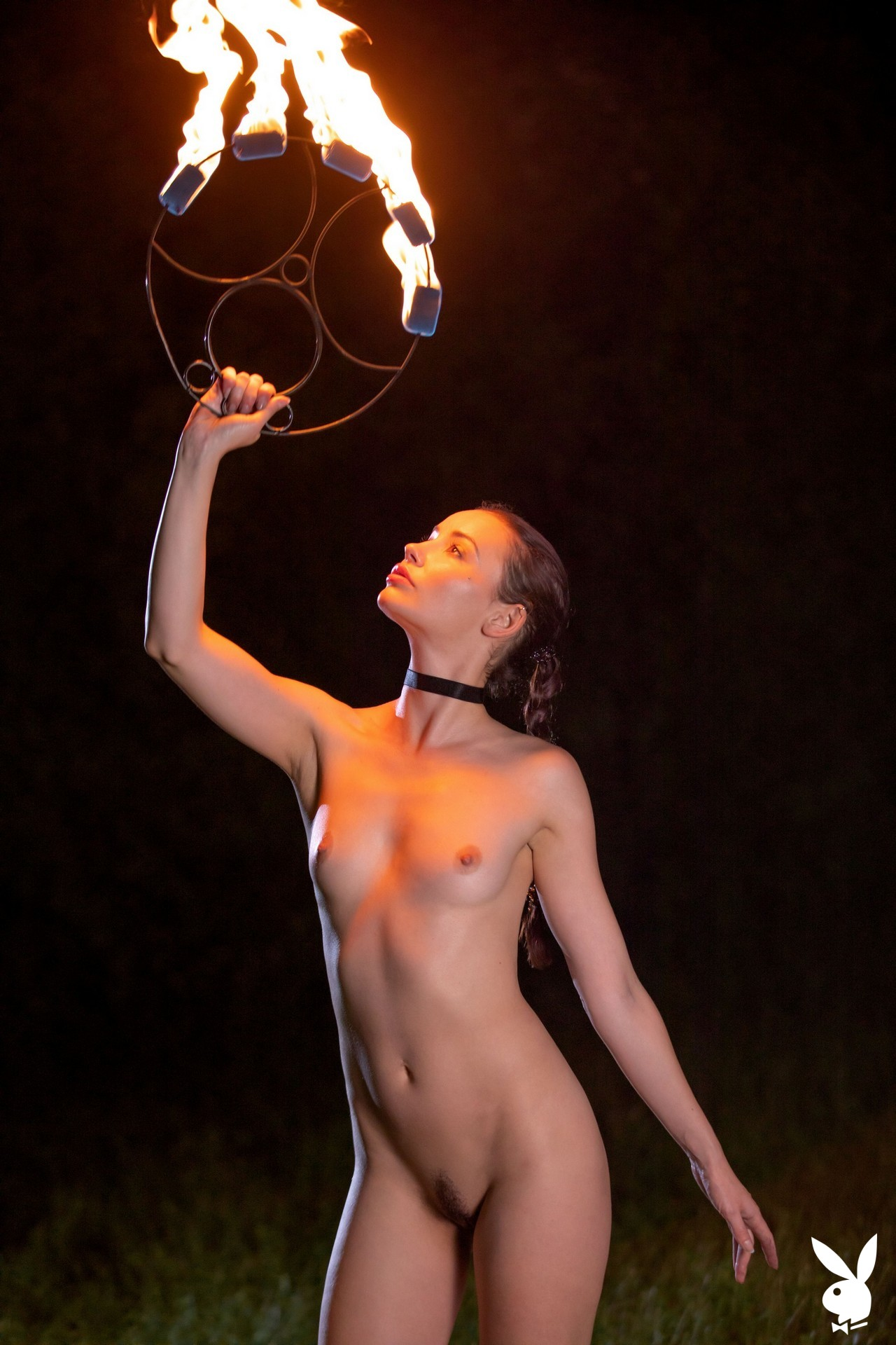 Elilith Noir In Playing With Fire Playboy Plus (26)
