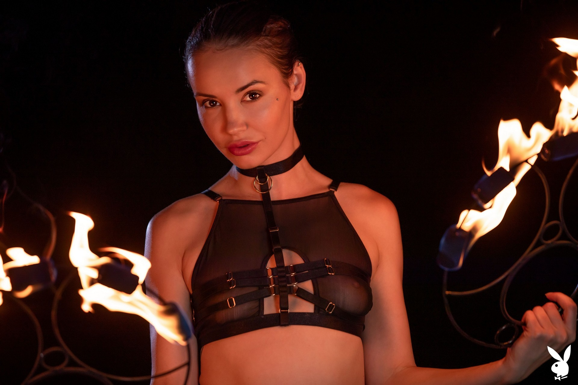 Elilith Noir In Playing With Fire Playboy Plus (3)