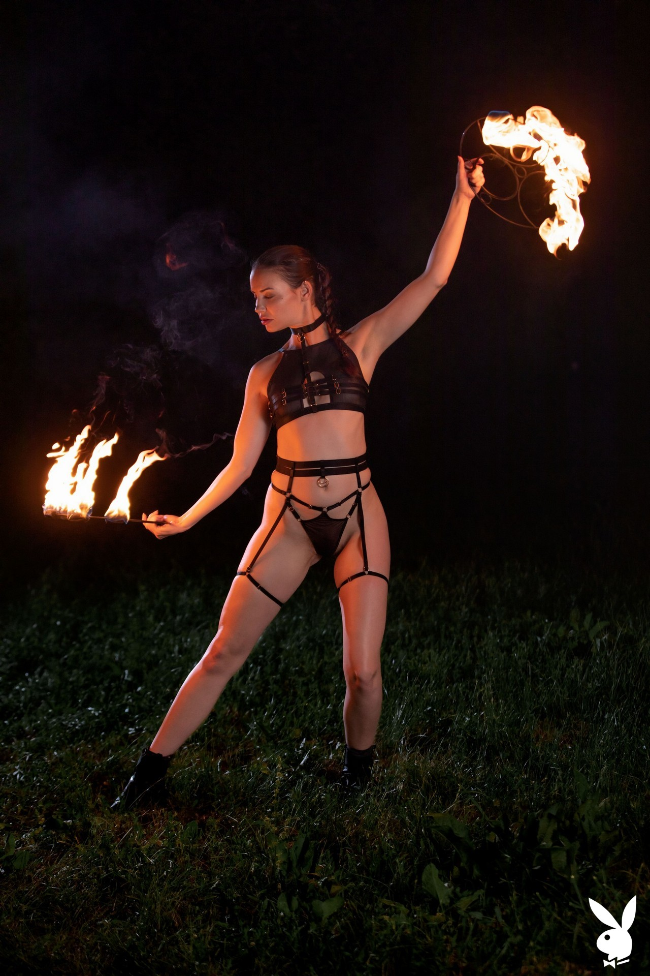 Elilith Noir In Playing With Fire Playboy Plus (5)