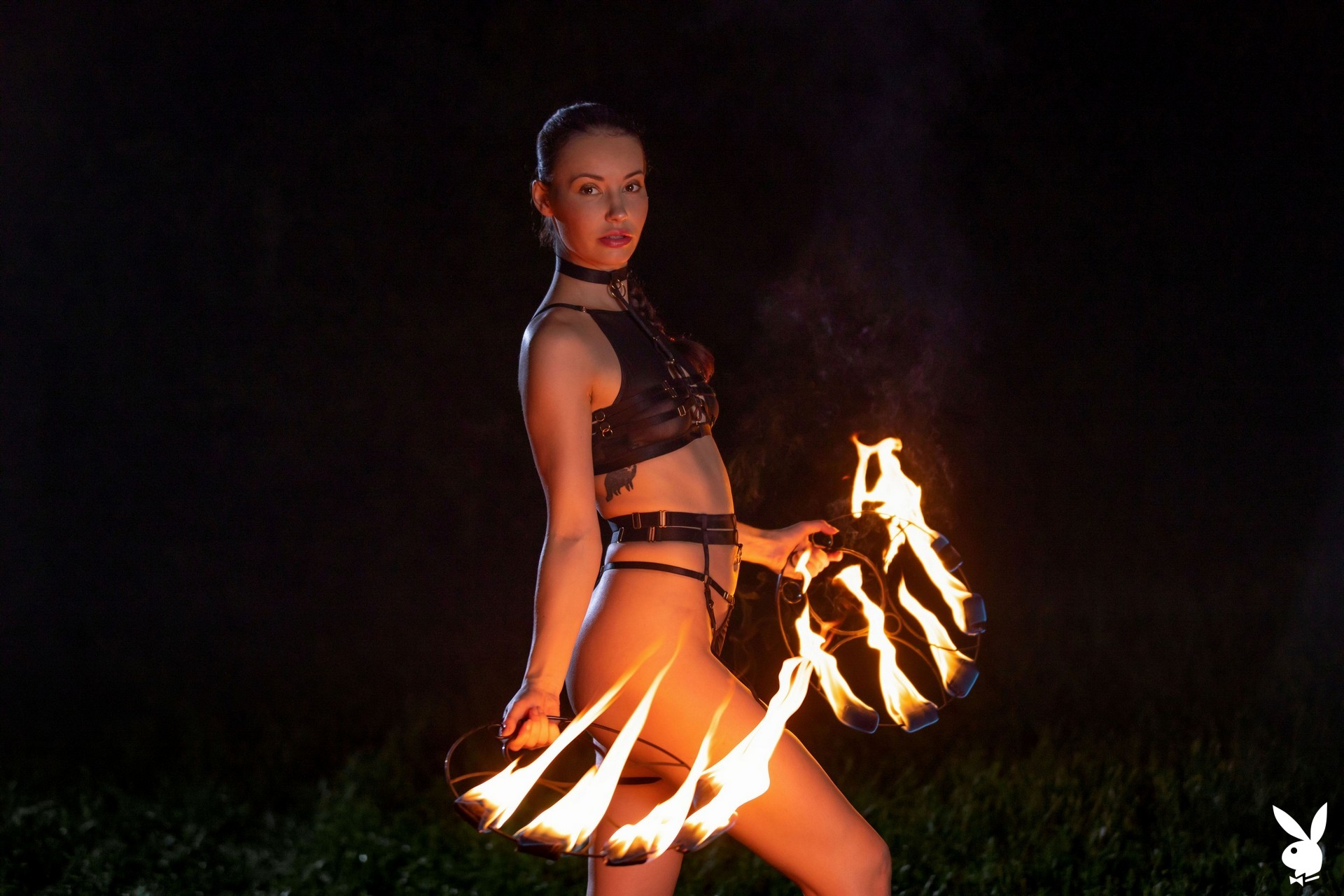 Elilith Noir In Playing With Fire Playboy Plus (7)
