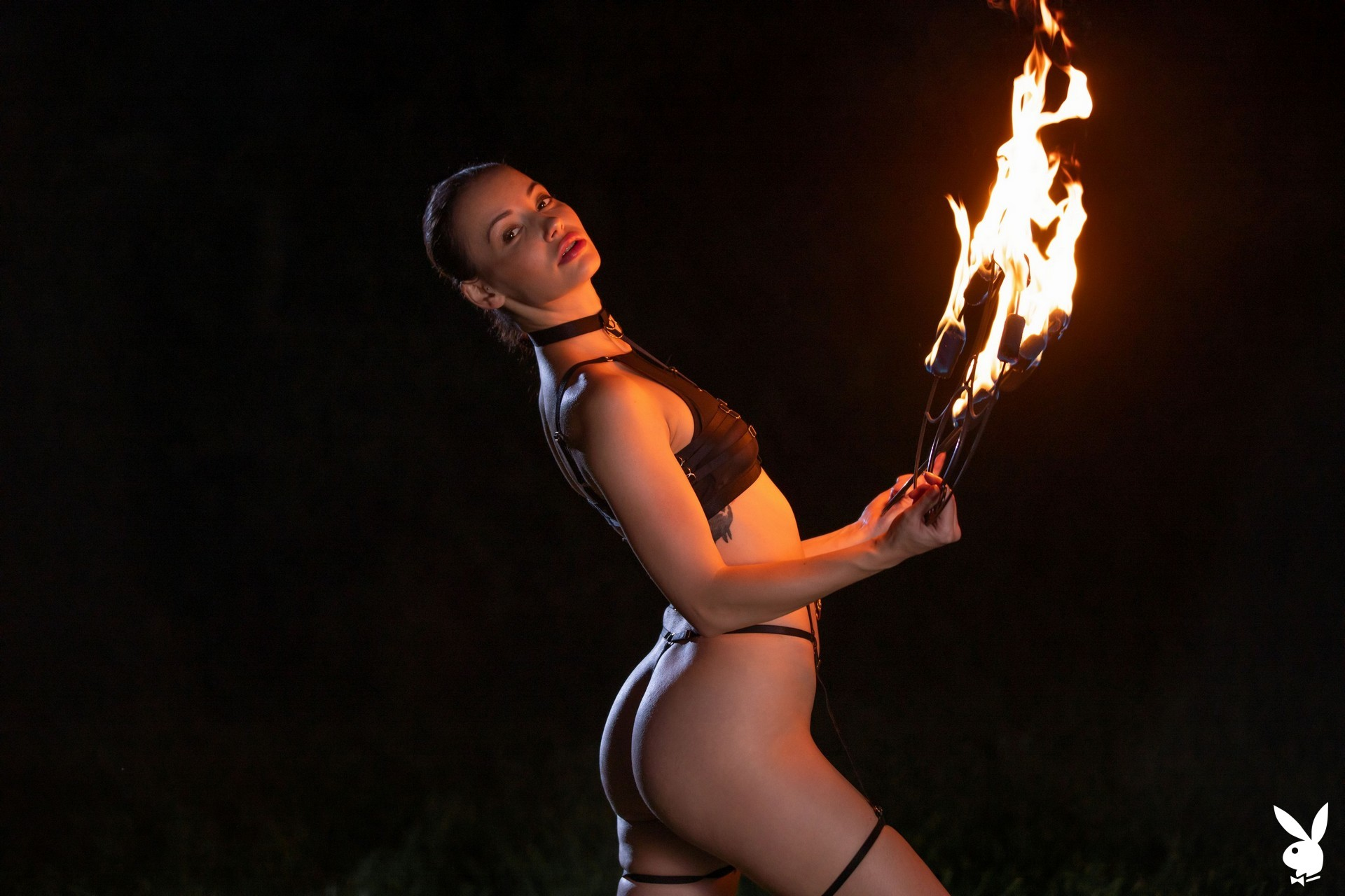 Elilith Noir In Playing With Fire Playboy Plus (8)