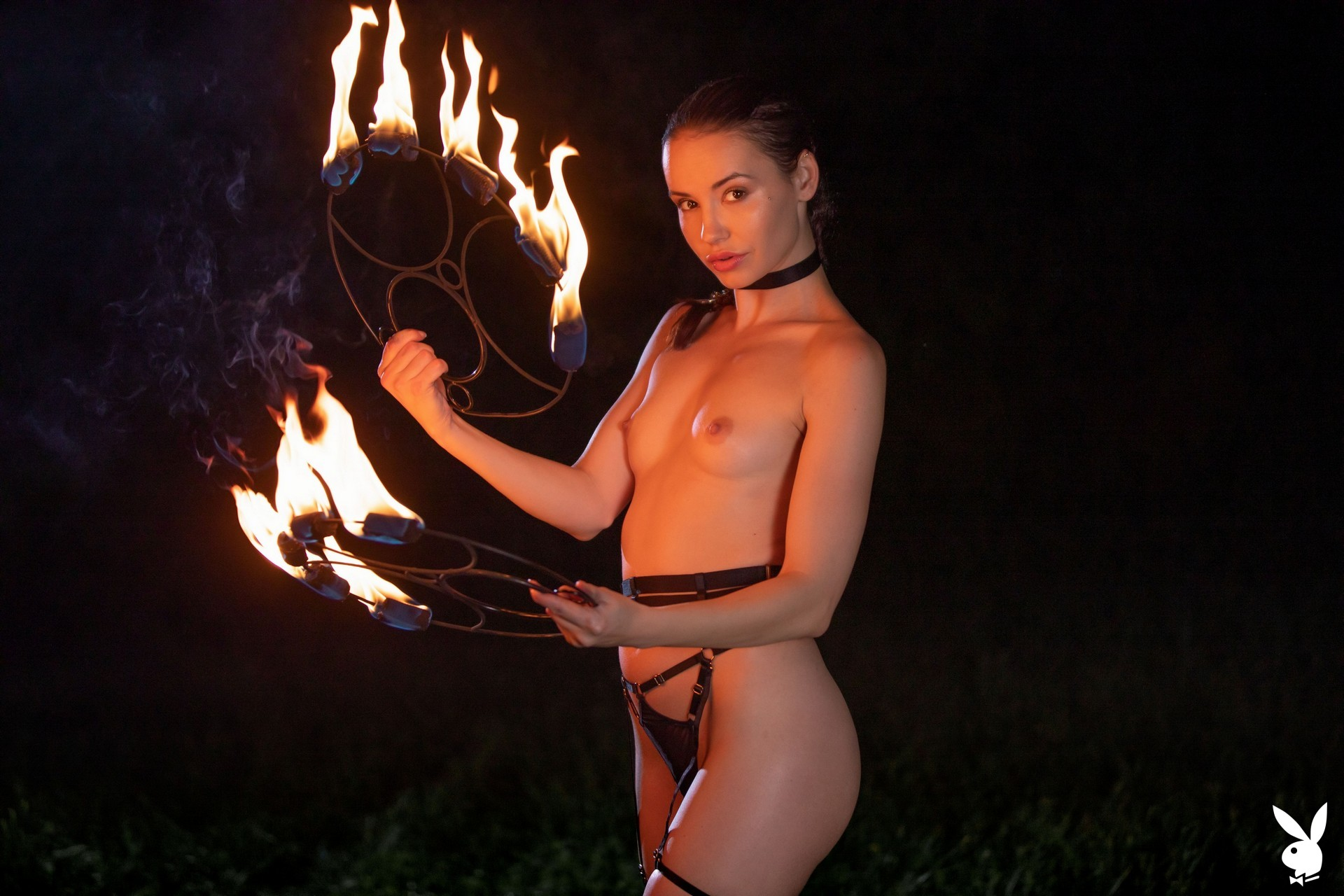 Elilith Noir In Playing With Fire Playboy Plus (9)