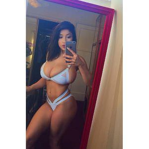 Elizabeth Anne Pelayo Nude & Sex Tape Leaked! 0042