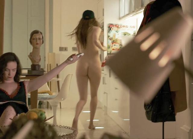 Karen Gillan Nudes Photos Leaked 0016
