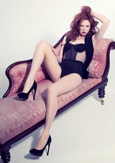 Karen Gillan Nudes Photos Leaked 0025