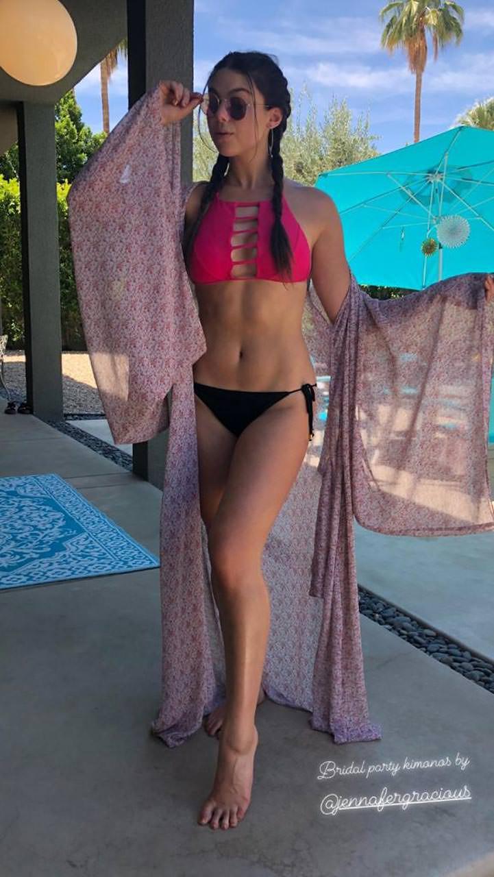 Kira Kosarin Nude & Sex Tape Leaked 0015
