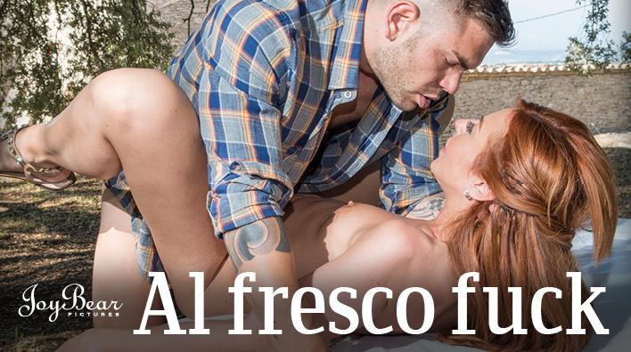 Lustcinema Al Fresco Fuck