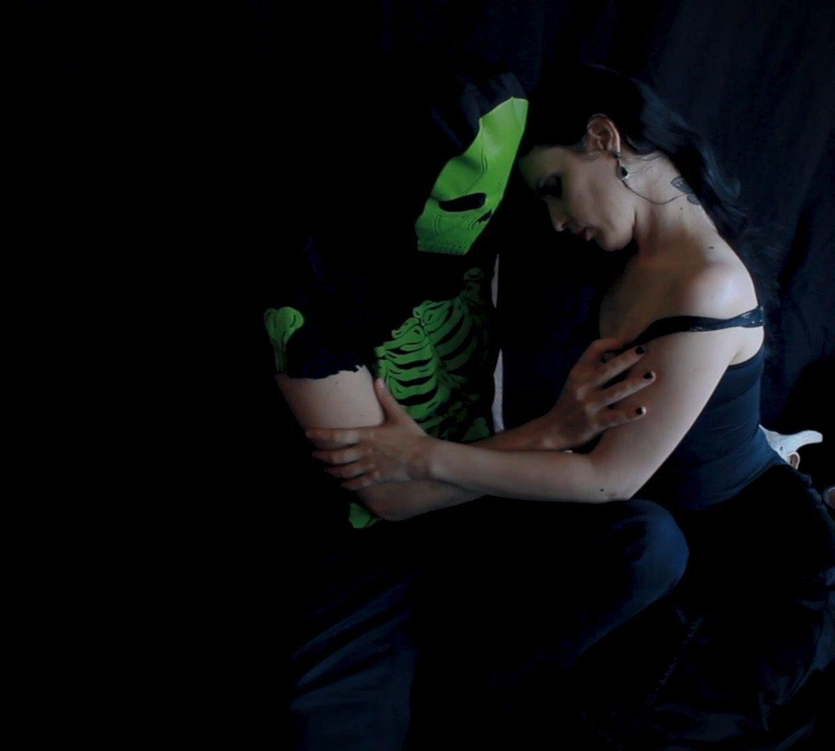 Lustery Anneke & Sade Halloween Special