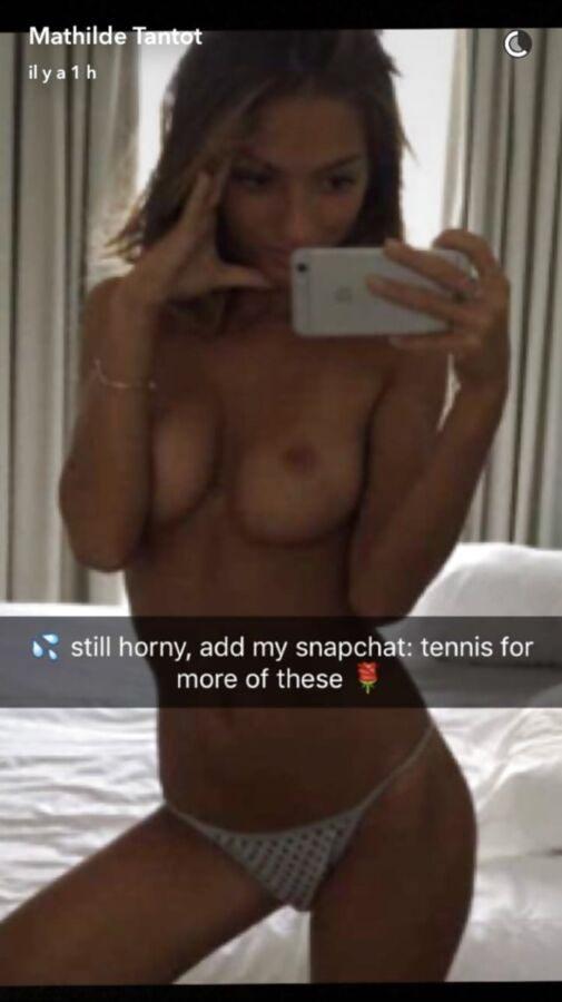 Mathilde Tantot Nude Onlyfans Leaked! 0101