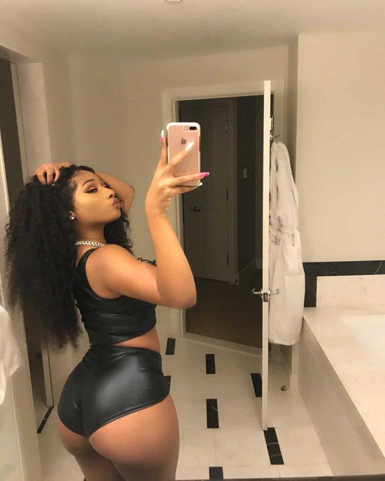 Megan Thee Stallion Nude & Sex Tape Leaked 0051