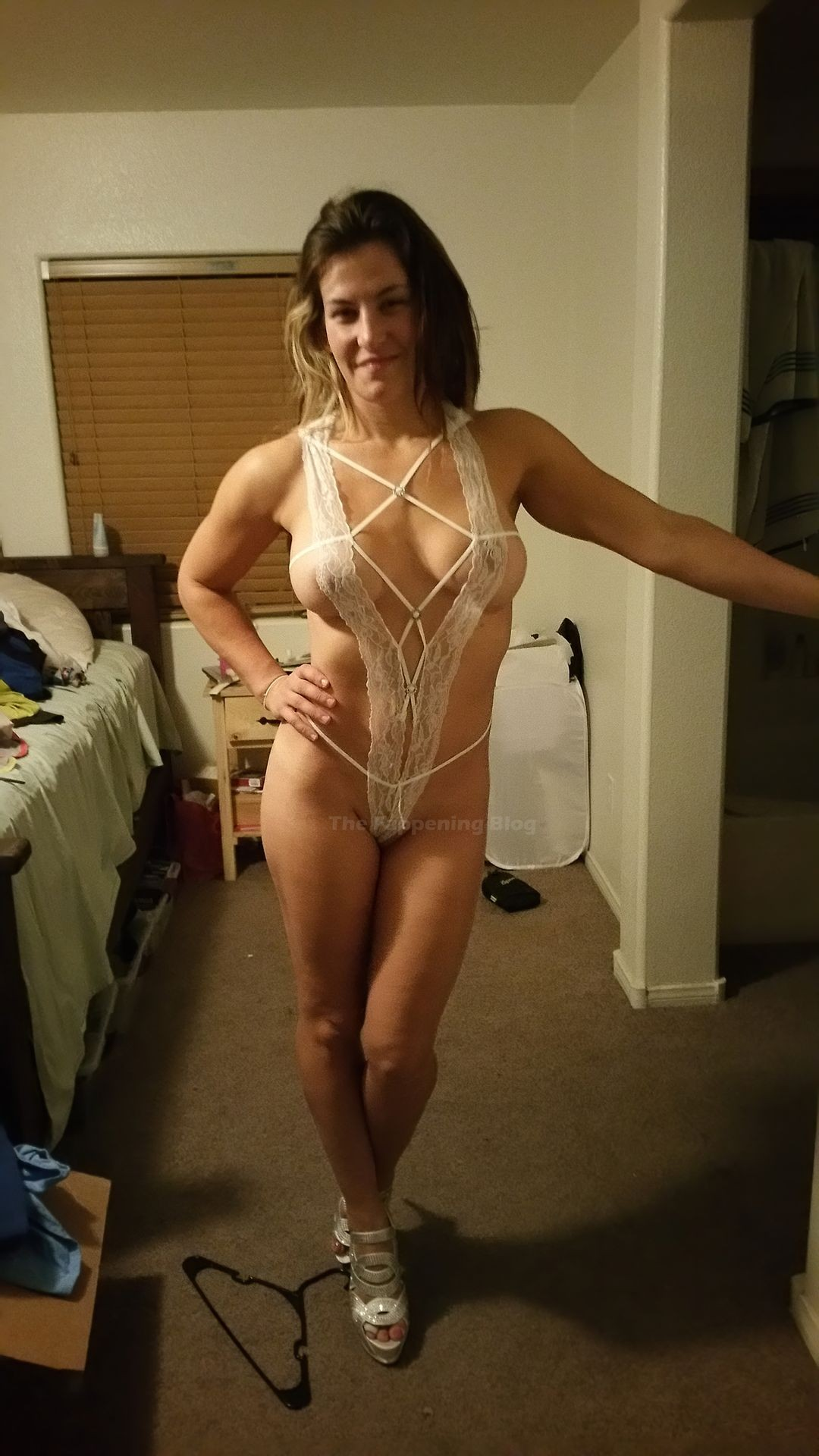 Miesha Tate Nude Leaked The Fappening 0022