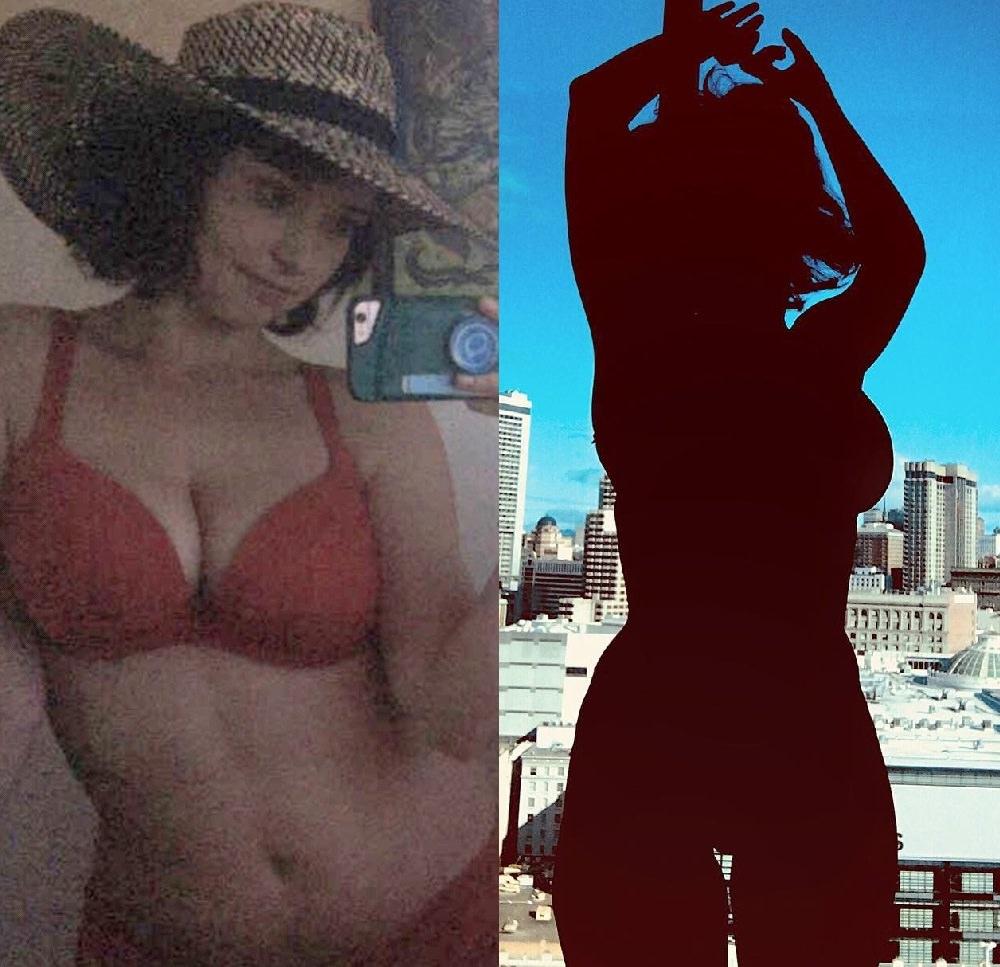 Milana Vayntrub Nude & Sex Tape Leaked! (at&t Girl) 0015