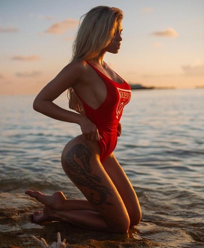 Nata Lee Nude & Sex Tape Leaked! 0041