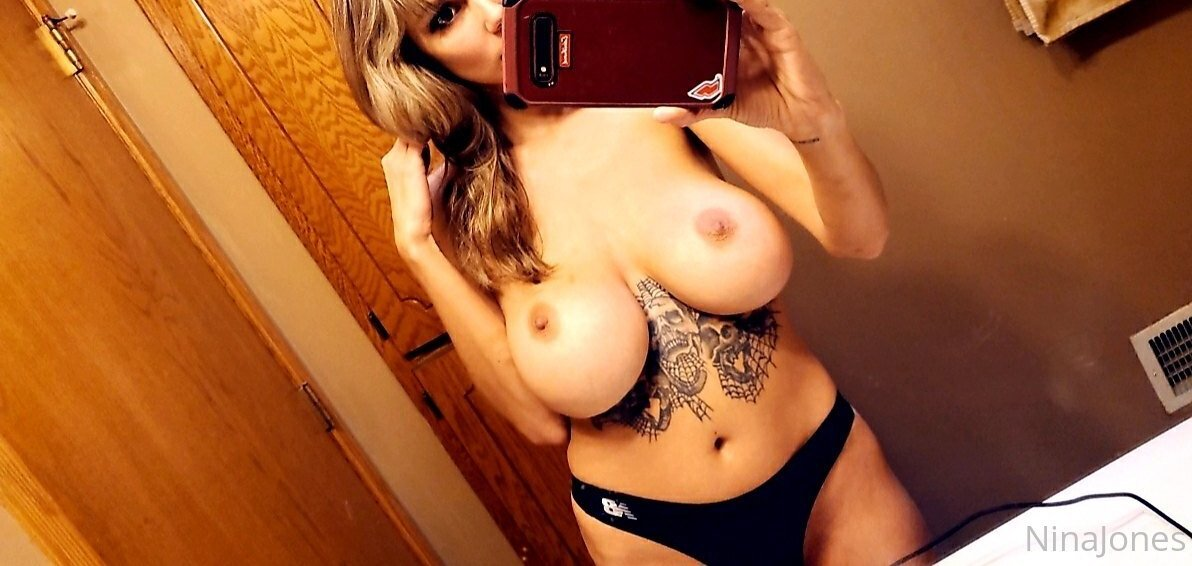 Nina Jones Ninajones Onlyfans Nude Leaks 0007