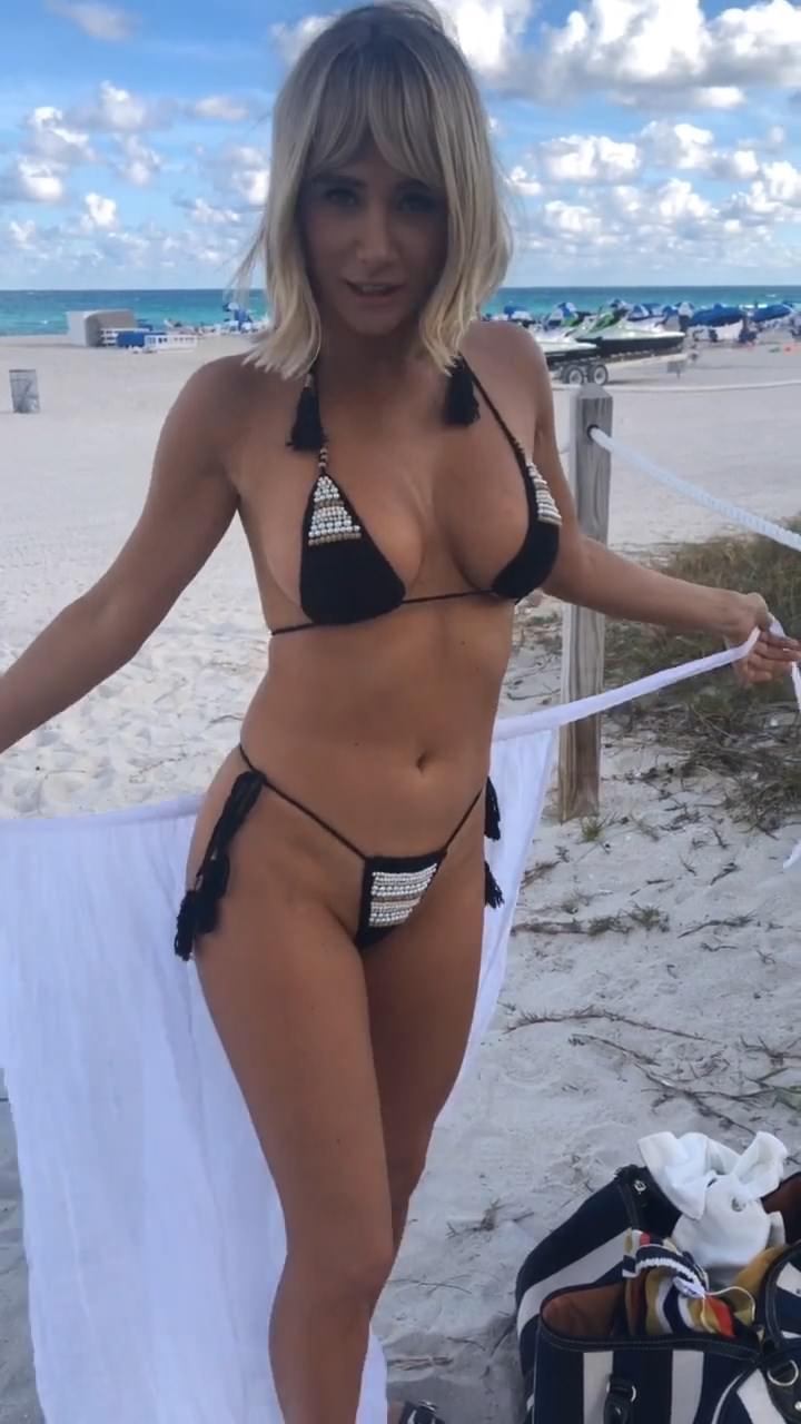 Sara Underwood Nude & Sex Tape Leaked 0027