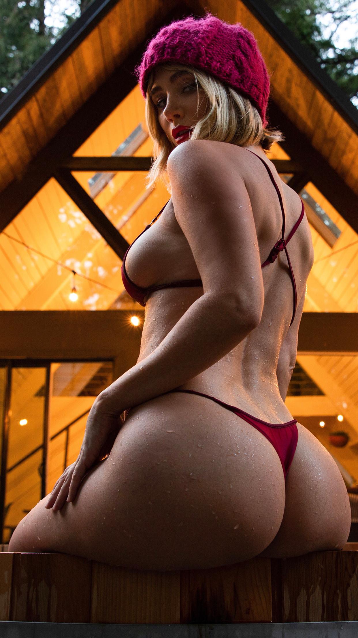 Sara Underwood Nude & Sex Tape Leaked 0040