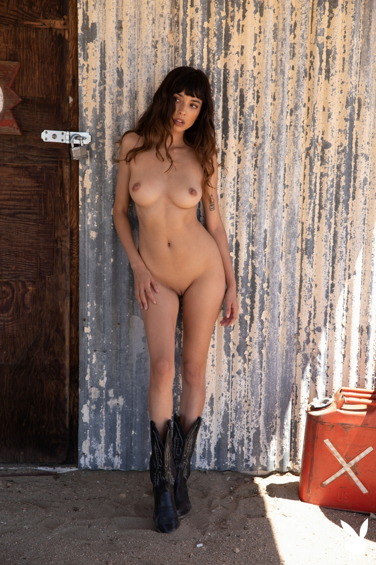 Steph In Self Service Playboy Plus (21)