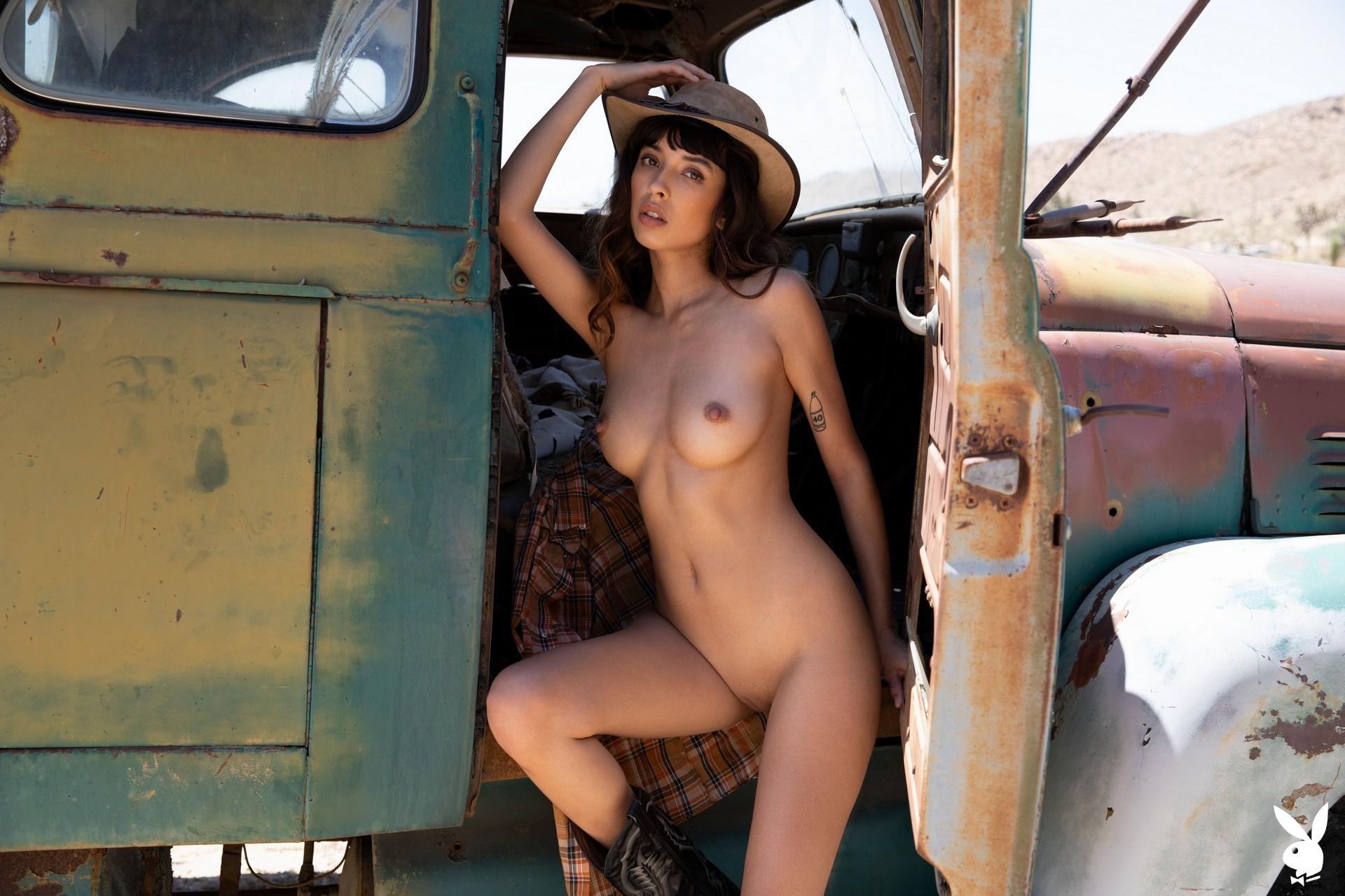Steph In Self Service Playboy Plus (26)