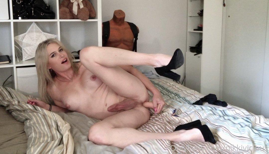 [ts] Nikki Vicious Aka Nikkivicious Onlyfans Nudes Leaks 0003