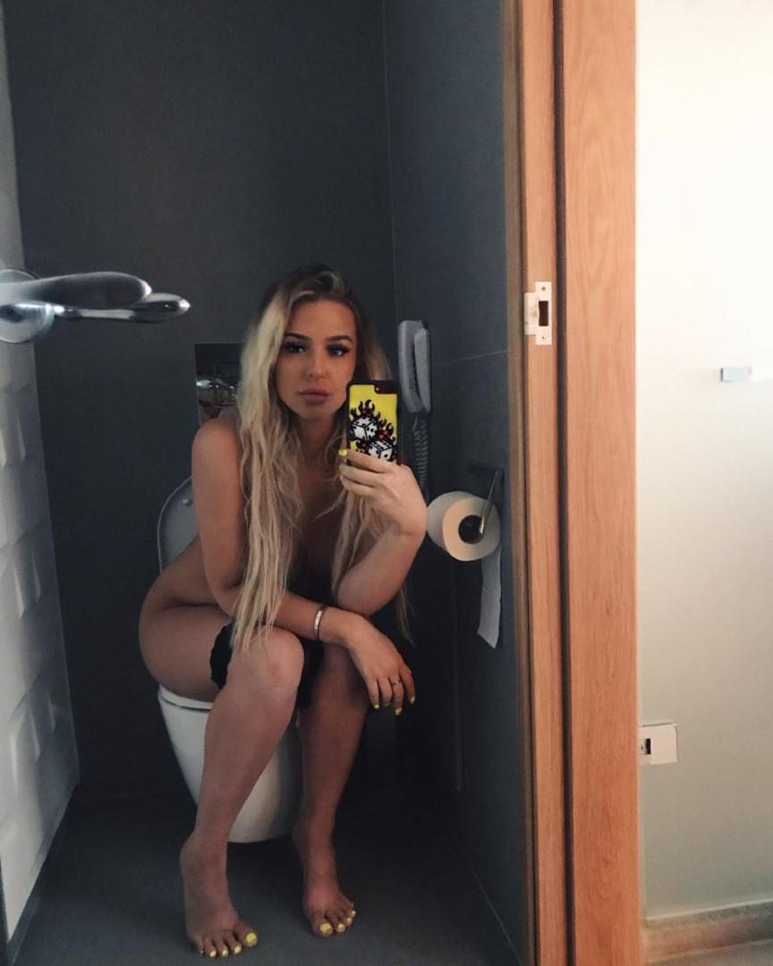 Tana Mongeau Nude & Sex Tape Leaked 0080