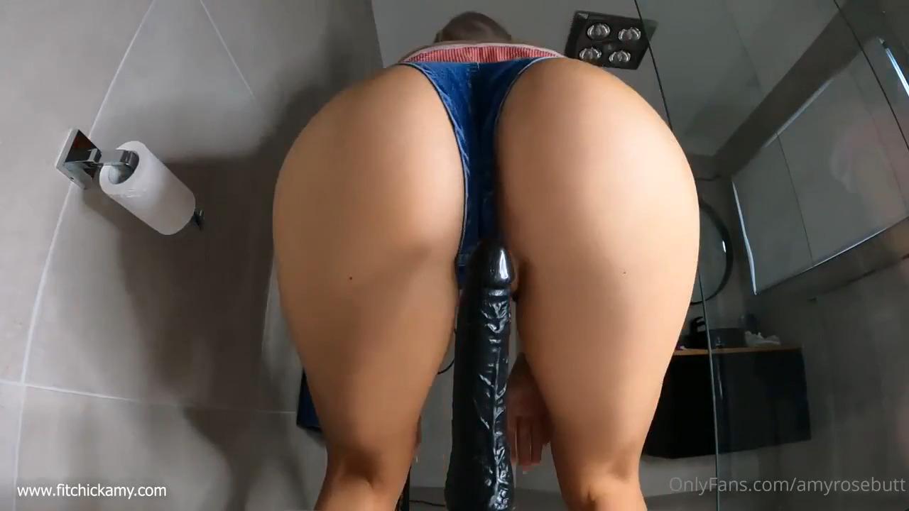 ASMR Network Leaked Dildo Riding Onlyfans Porn Video