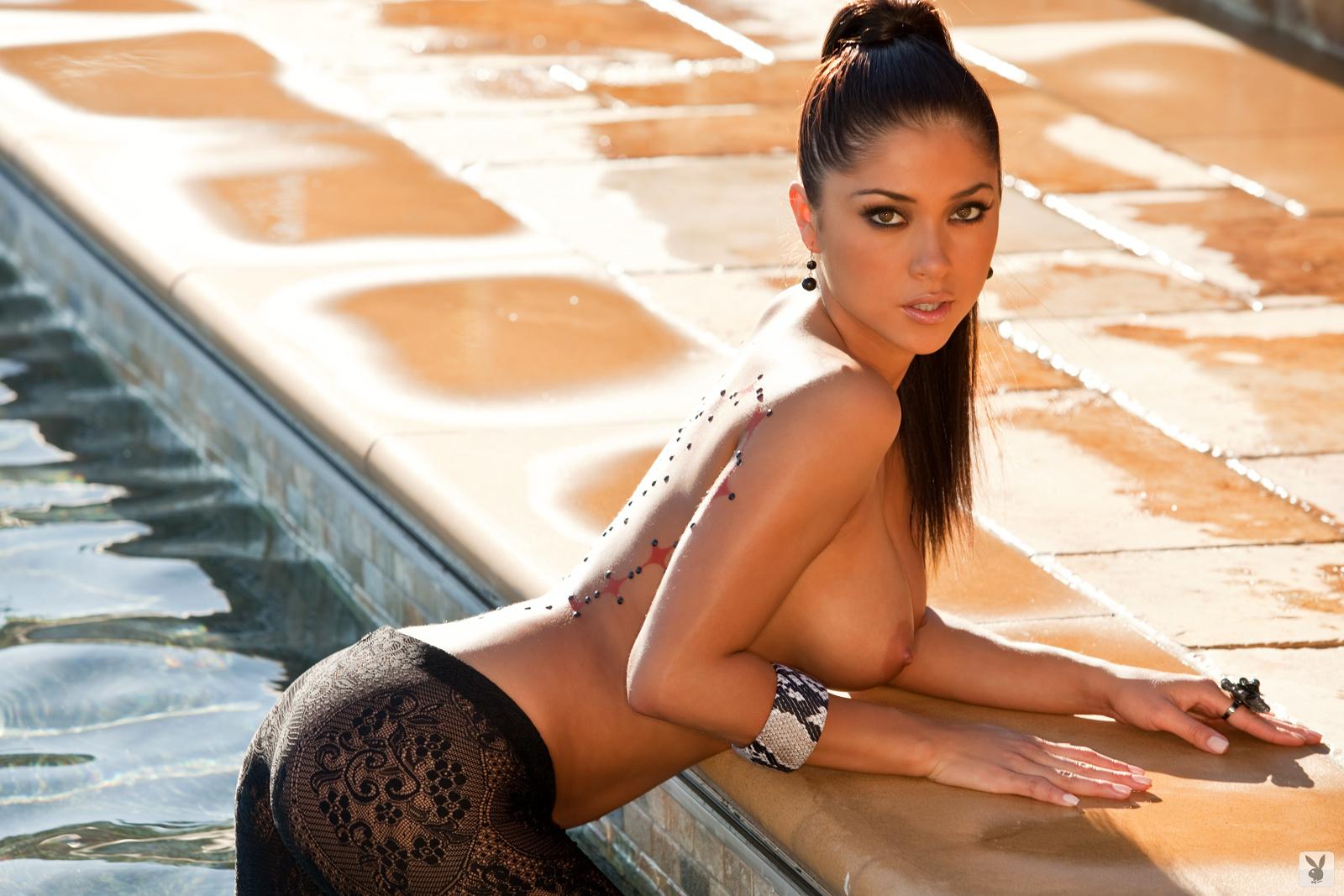 Arianny Celeste Nude On Playboy Plus (1)