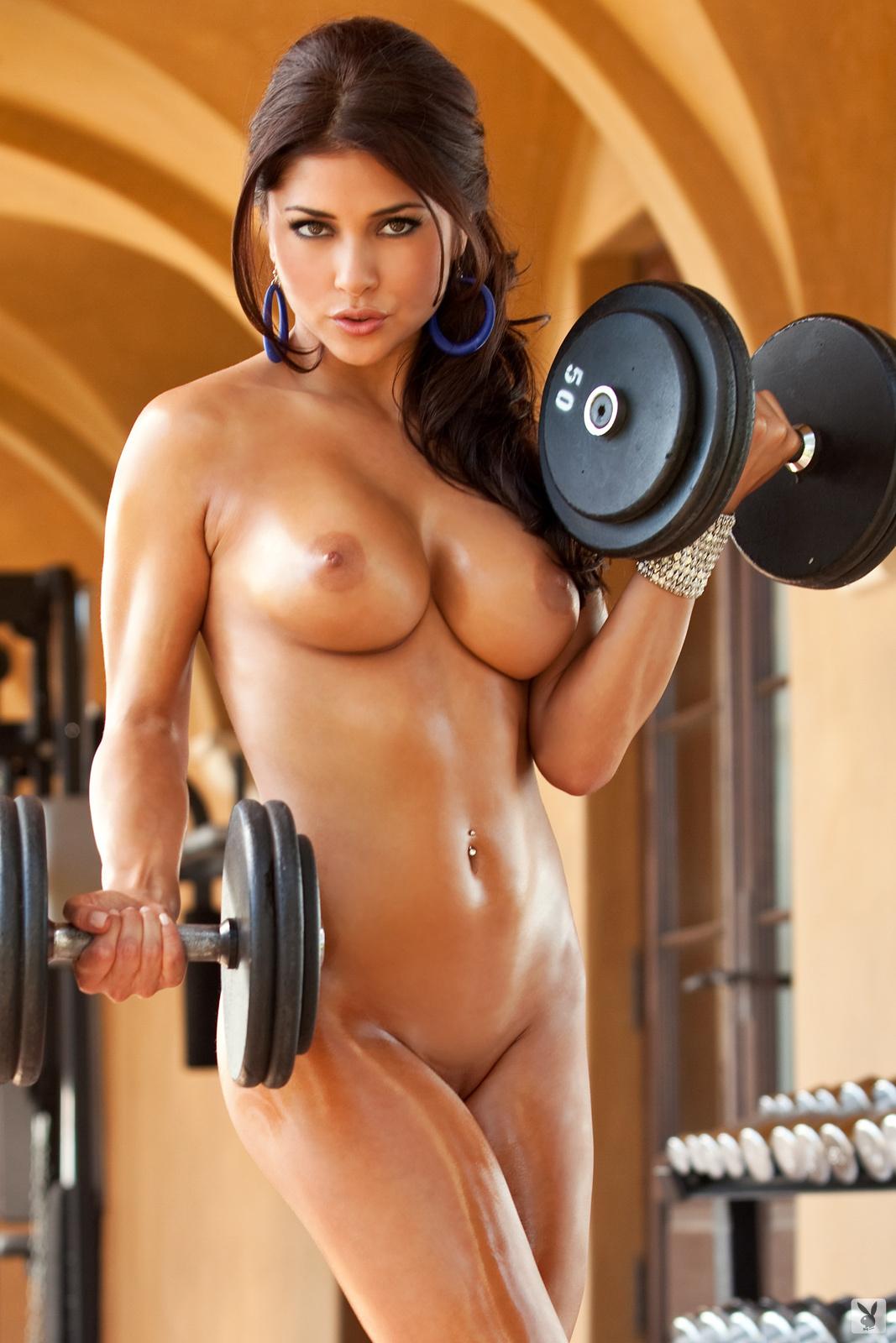 Arianny Celeste Nude On Playboy Plus (16)