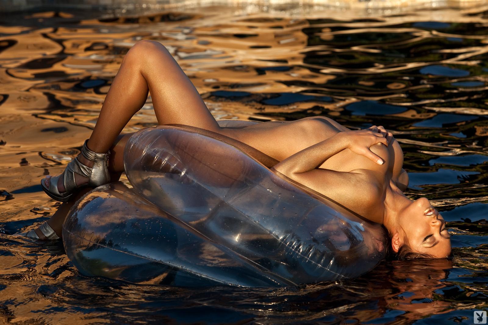 Arianny Celeste Nude On Playboy Plus (28)