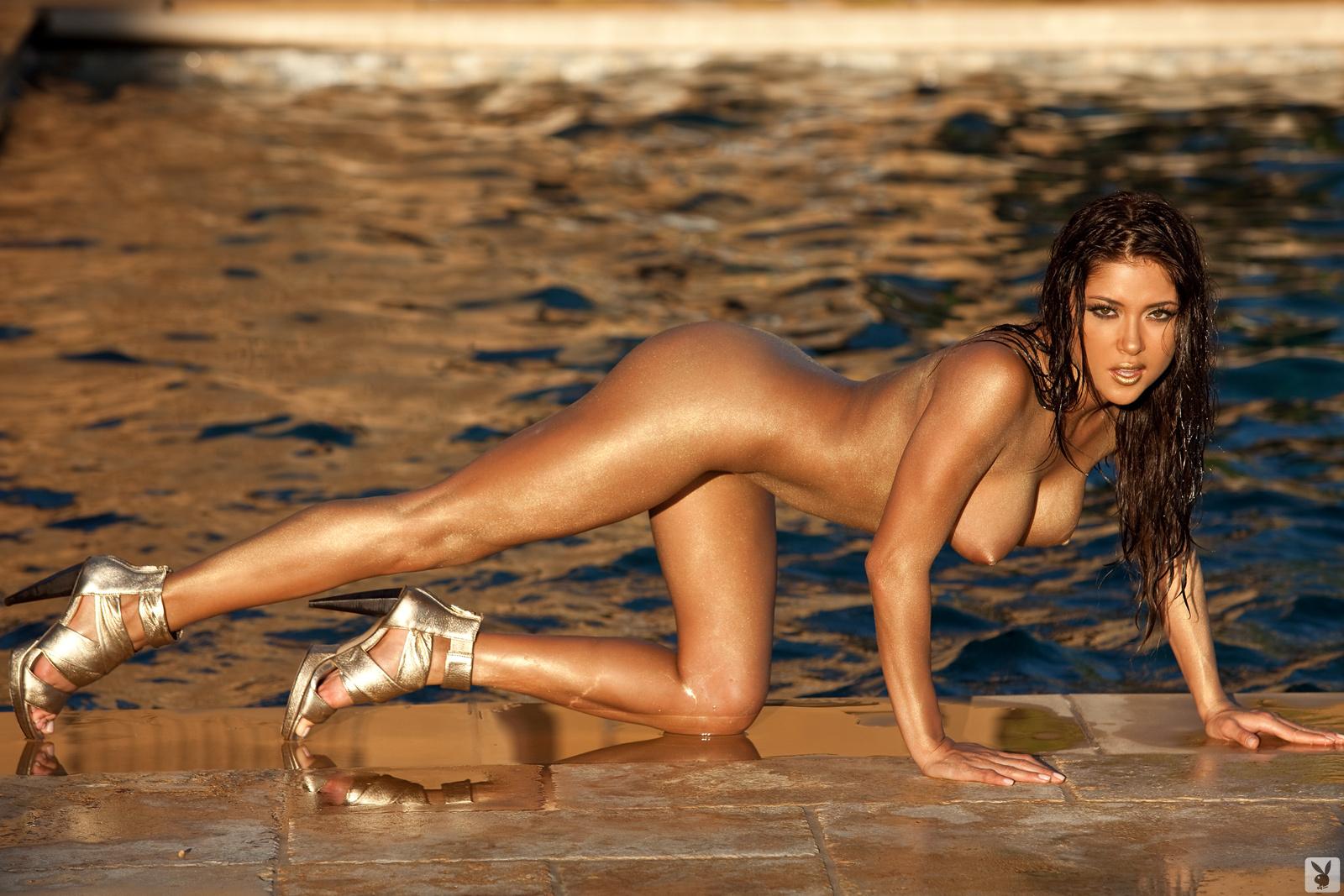 Arianny Celeste Nude On Playboy Plus (29)