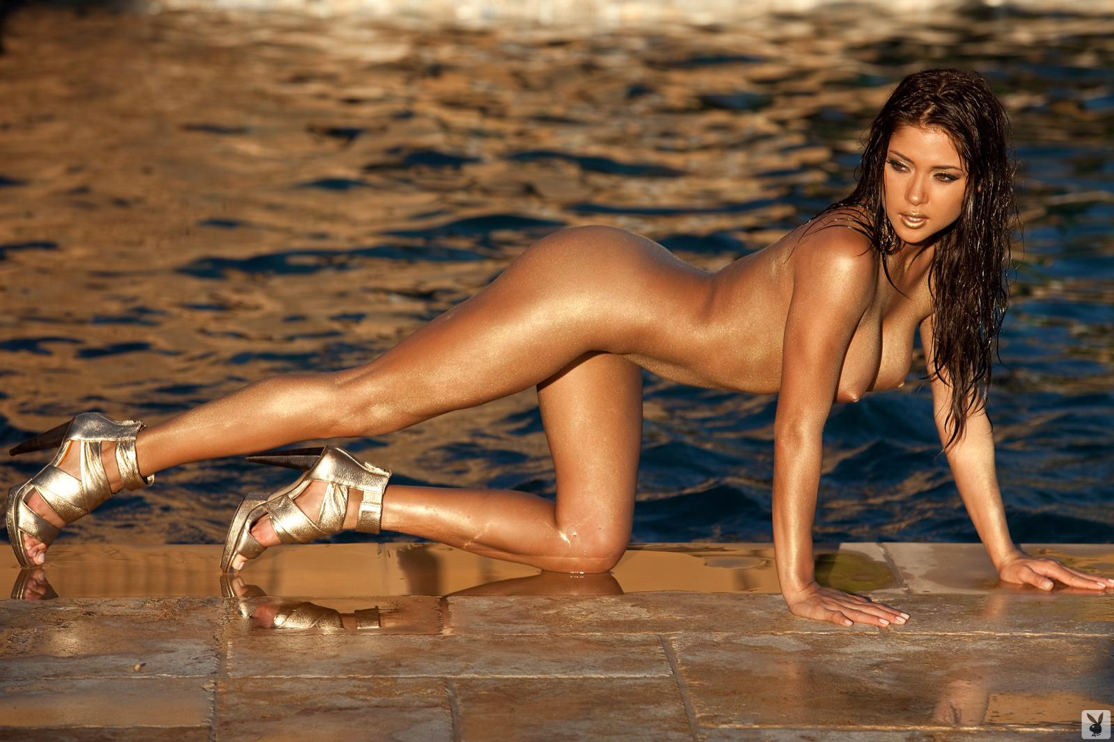 Arianny Celeste Nude On Playboy Plus (30)