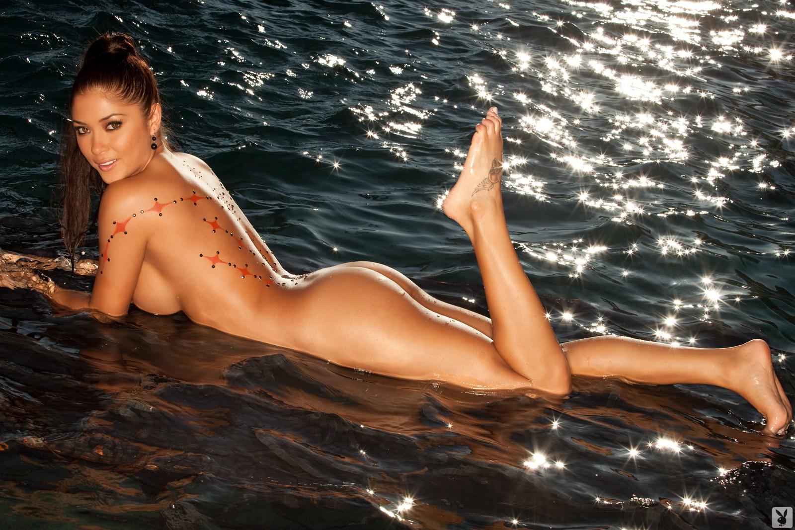 Arianny Celeste Nude On Playboy Plus (4)