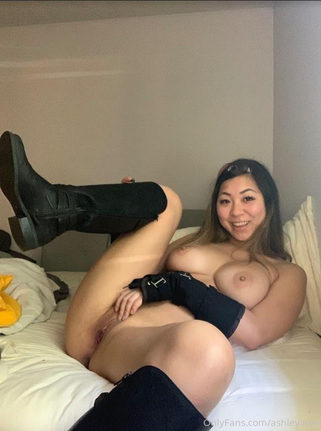 Ashley Aoki, Ashleyaoki, Onlyfans Leaks 0001